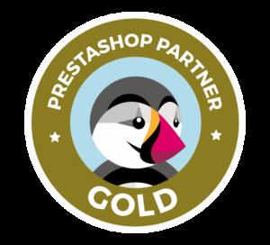 agence web certifiée prestashop gold
